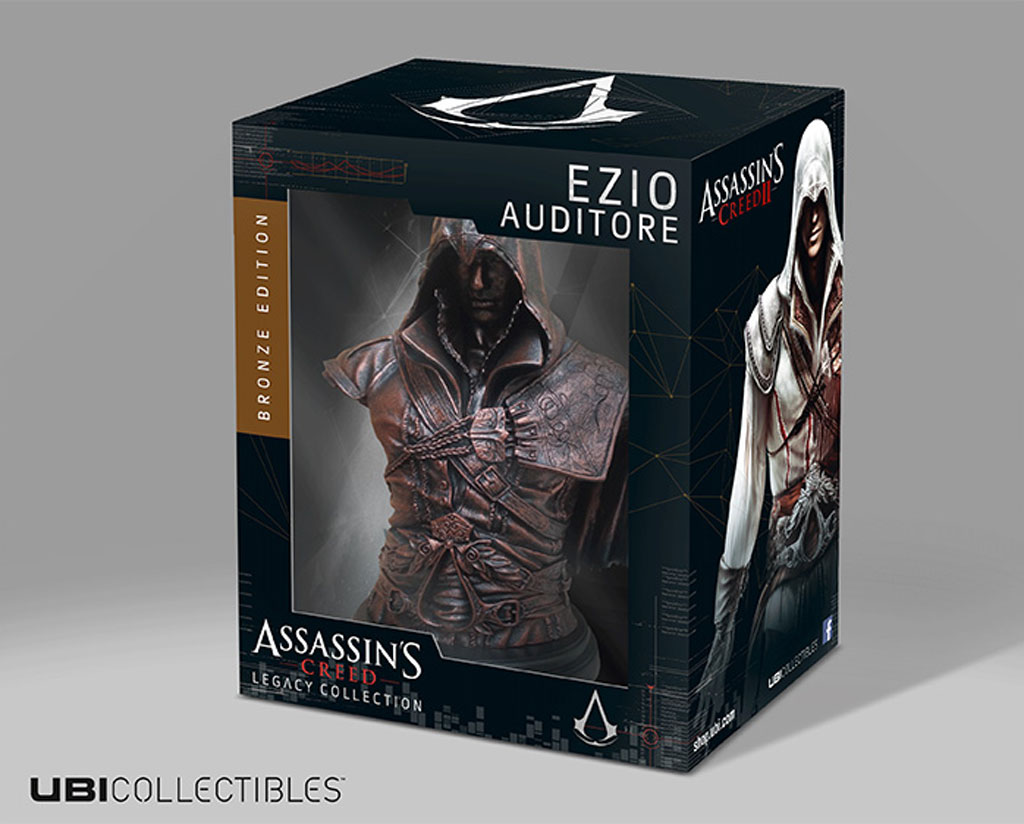 LEGACY COLLECTION: EZIO AUDITORE – BRONZE EDITION