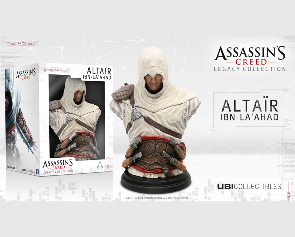 LEGACY COLLECTION: ALTAÏR IBN-LA'AHAD