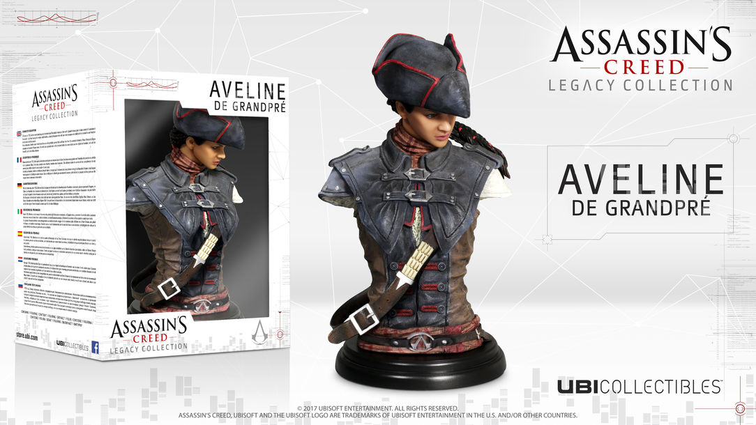 LEGACY COLLECTION: AVELINE DE GRANDPRÉ