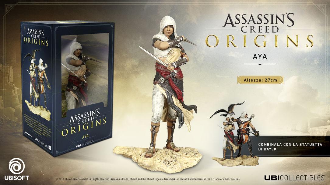 ASSASSIN'S CREED® ORIGINS: AYA