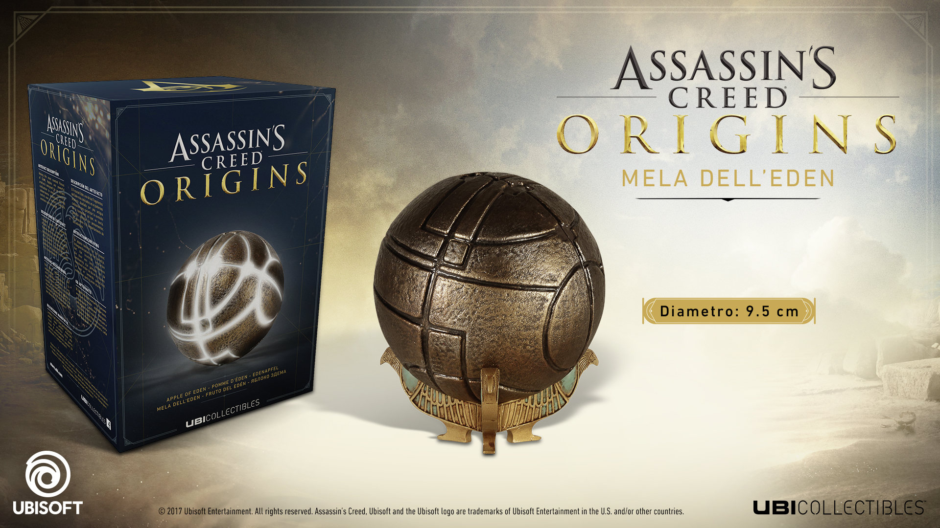 ASSASSIN'S CREED® ORIGINS: MELA DELL'EDEN