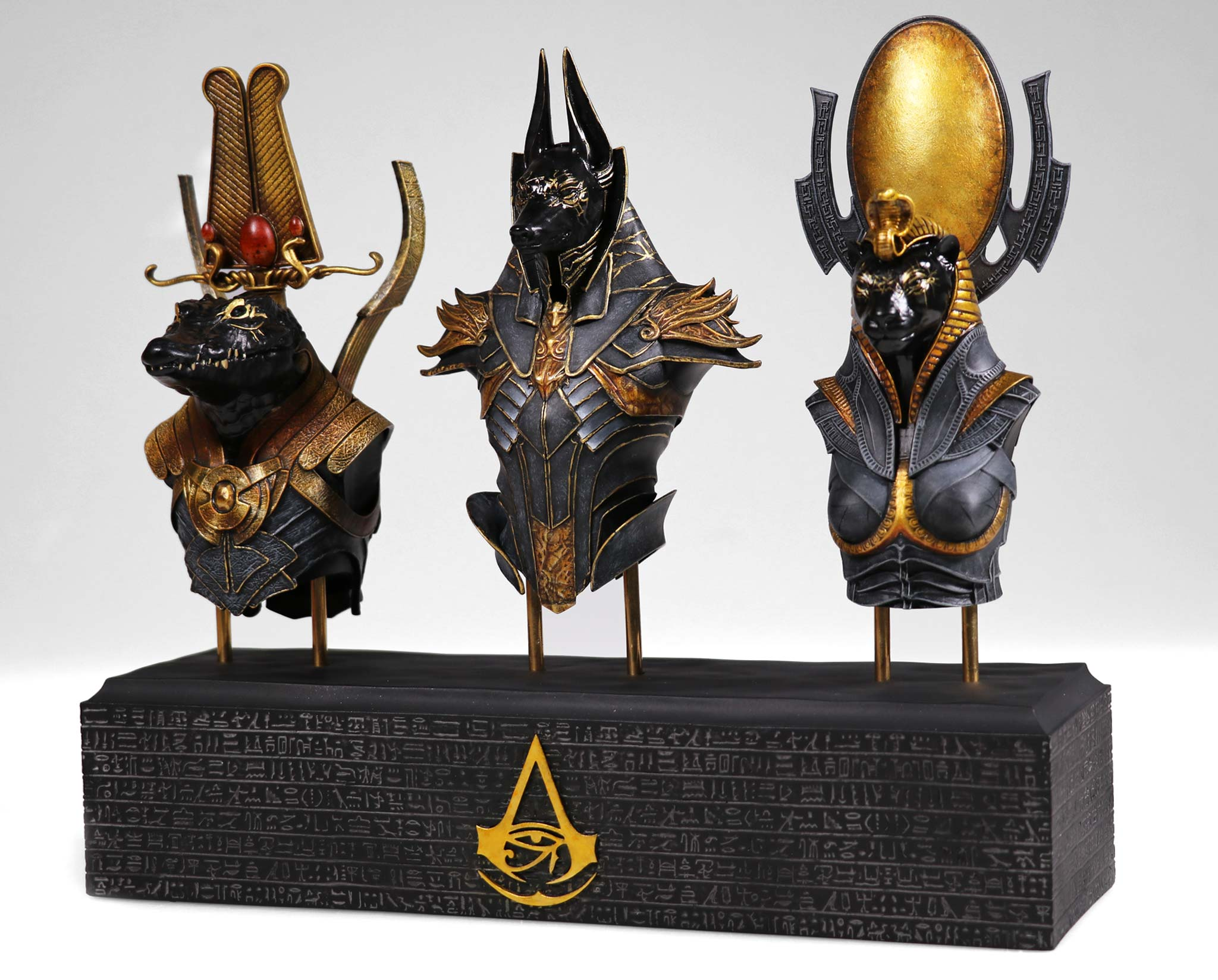 ASSASSIN'S CREED ORIGINS – TRIAL OF THE GODS FIGURINE