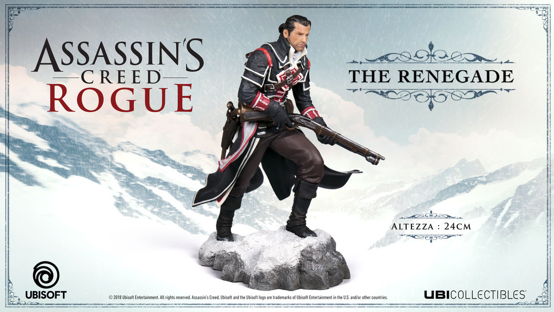 ASSASSIN'S CREED ROGUE: THE RENEGADE