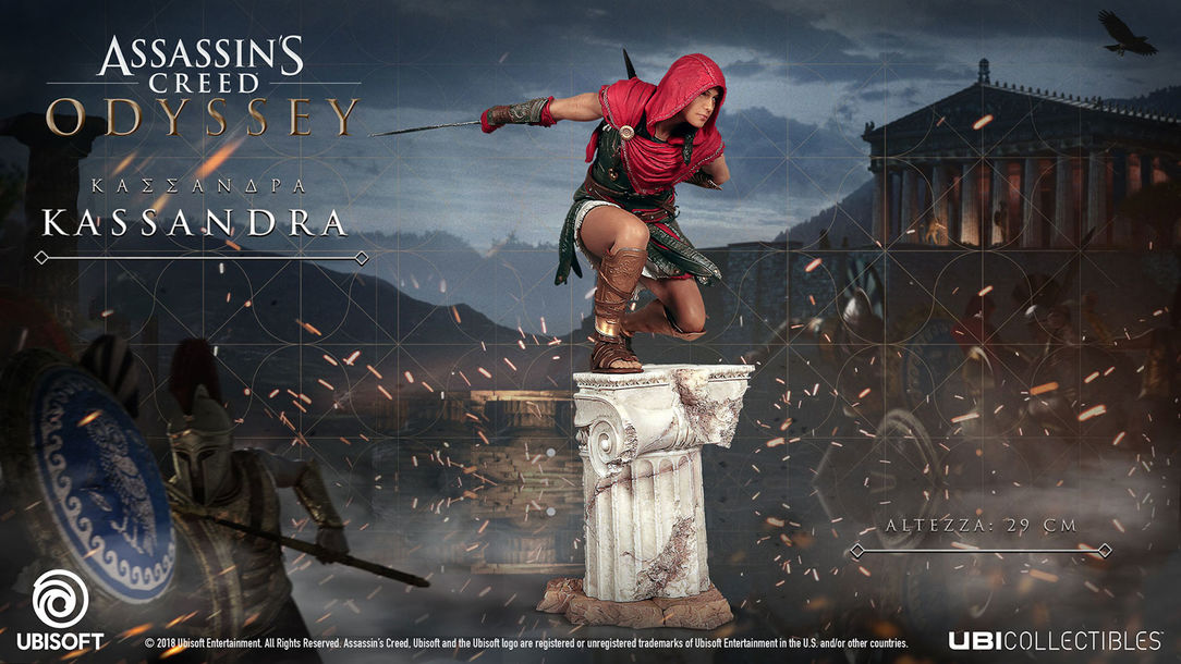 ASSASSIN'S CREED ODYSSEY – KASSANDRA