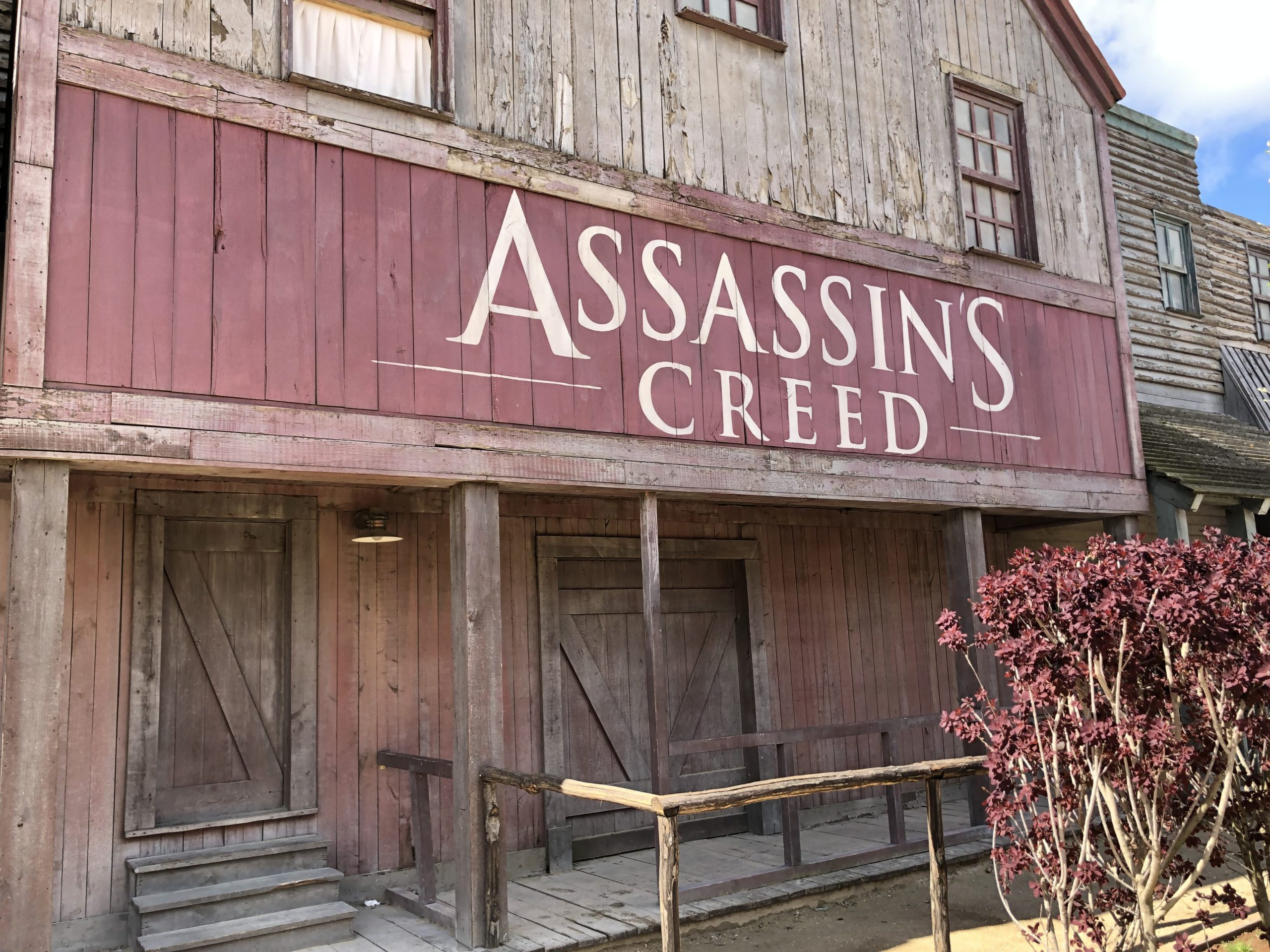 Cinecittà World – Assassin's Creed The Temple Of Anubis