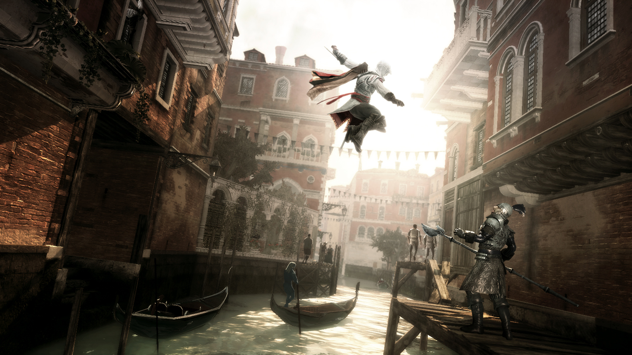 Assassin`s Creed II