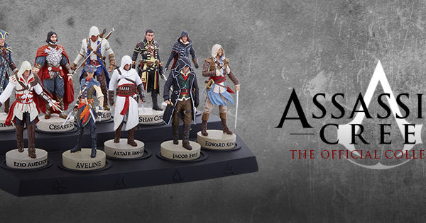 Assassin's Creed: The Official Collection