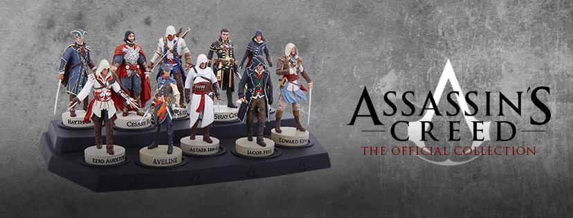 Numero 2 : Ezio Auditore