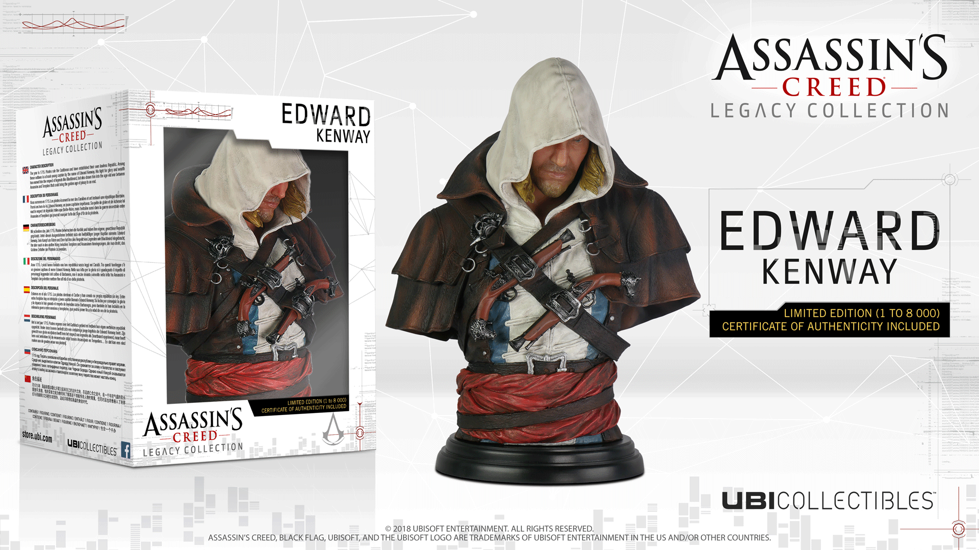 LEGACY COLLECTION: Edward Kenway