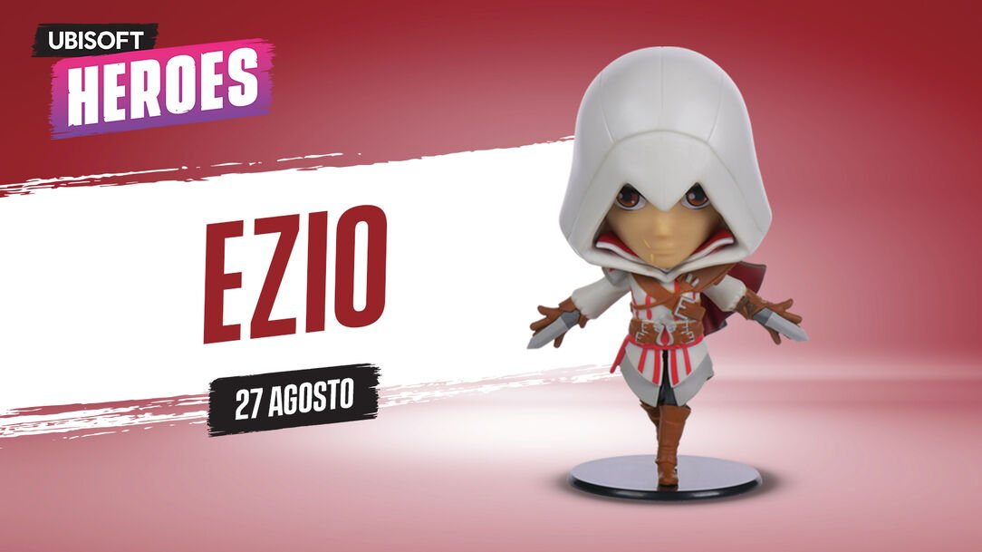 Ubisoft Heroes collection – Ezio