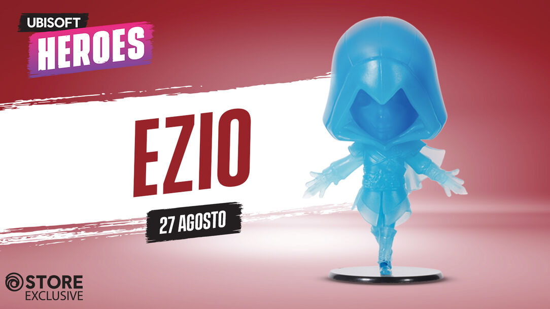 Ubisoft Heroes collection – Ezio Limited Edition