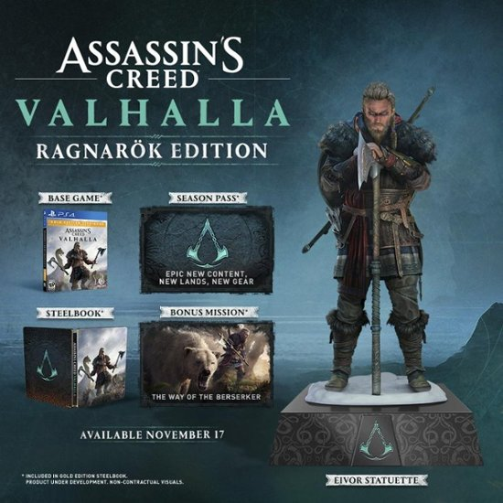Assassin's Creed Valhalla Ragnarok Edition