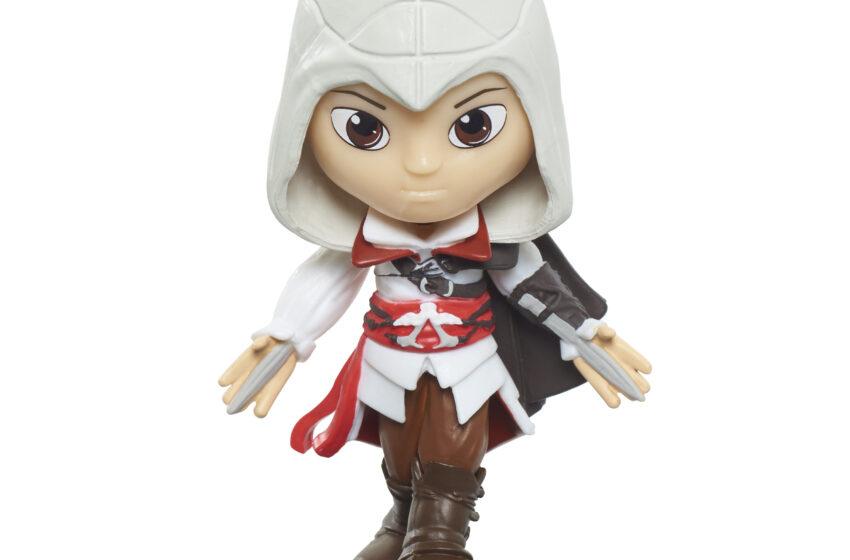 Ezio Stylized Collectible Figure