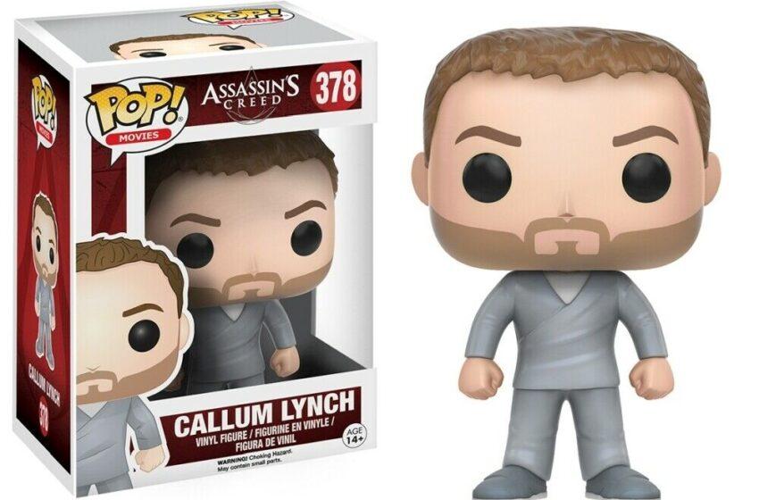 Callum Lynch FunkoPOP 378