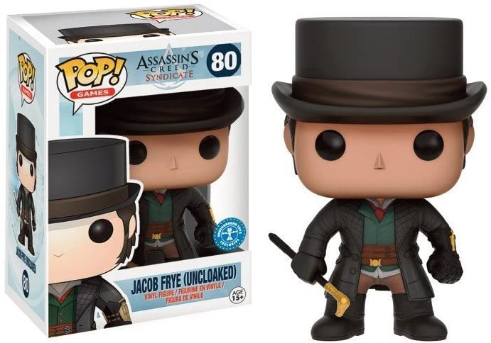 Jacob Frye (Uncloaked) FunkoPop 80