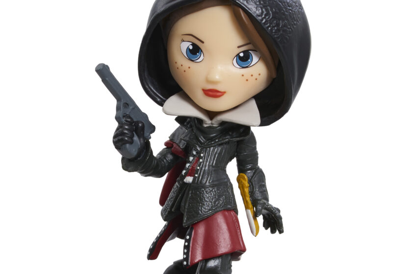 Evie Stylized Collectible Figure