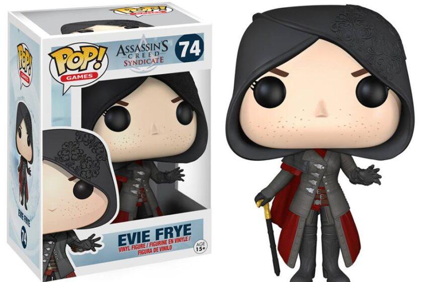 Evie Frye FunkoPop 74