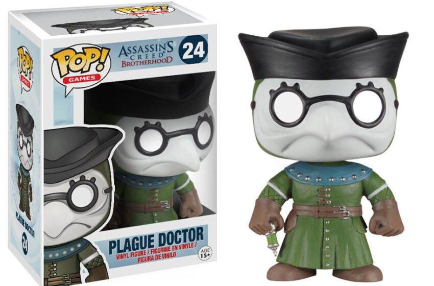 Plague Doctor FunkoPop 24