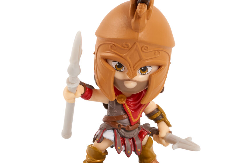 Alexios Stylized Collectible Figure