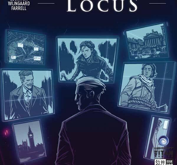 Assassin's Creed: Last Descendants – Locus 3