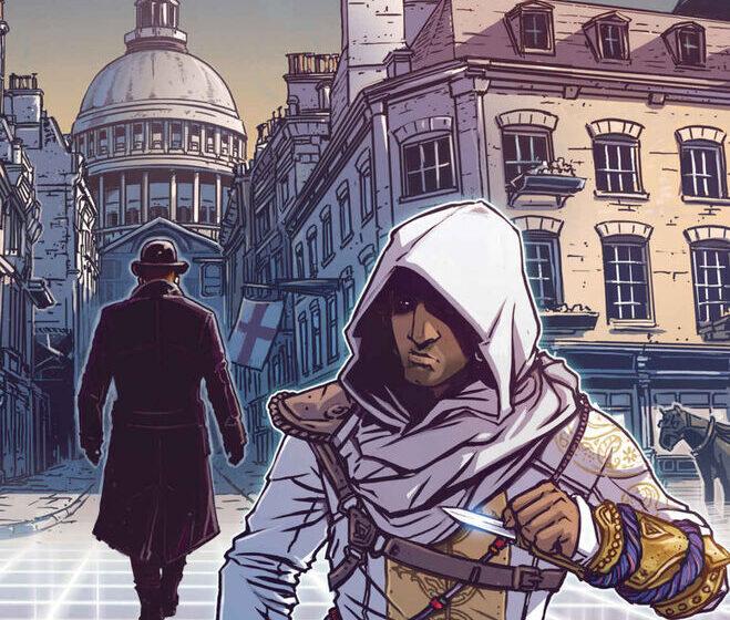 Assassin's Creed: Last Descendants – Locus 1