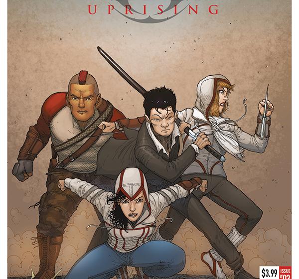 Assassin's Creed: Uprising 3