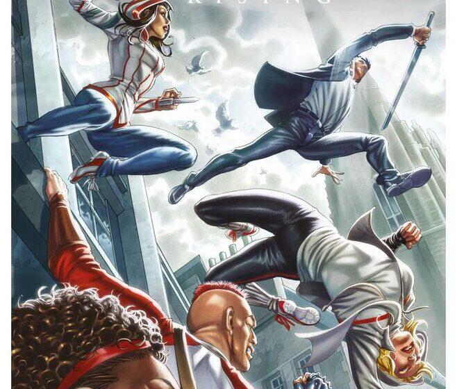 Assassin's Creed: Uprising 5