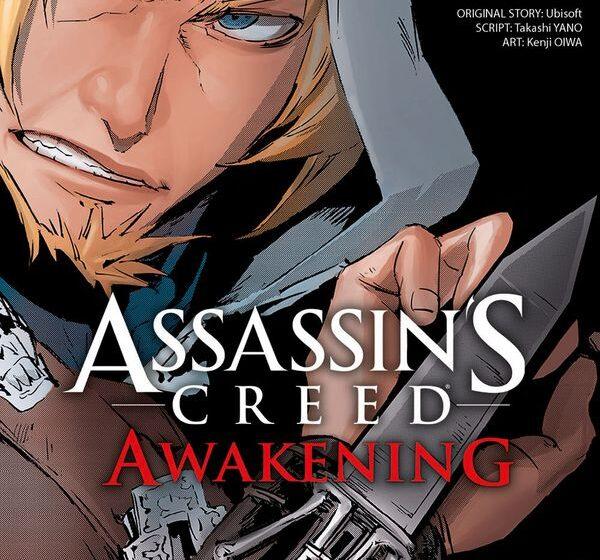 Assassin's Creed: Awakening #4