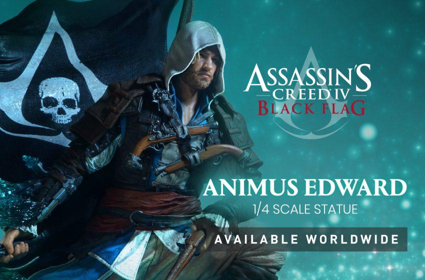 Assassin's Creed Animus Edward