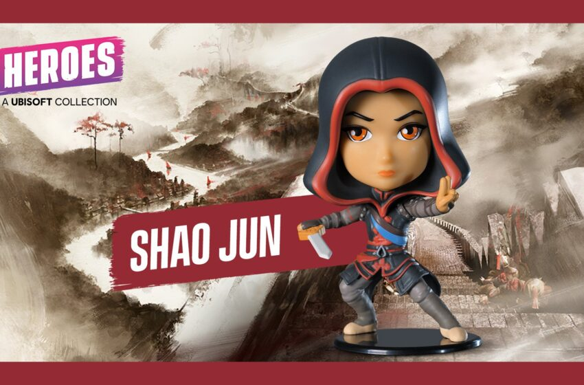 Shao Jun – Heroes collection