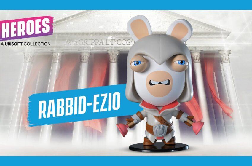 Rabbid Ezio – Heroes collection