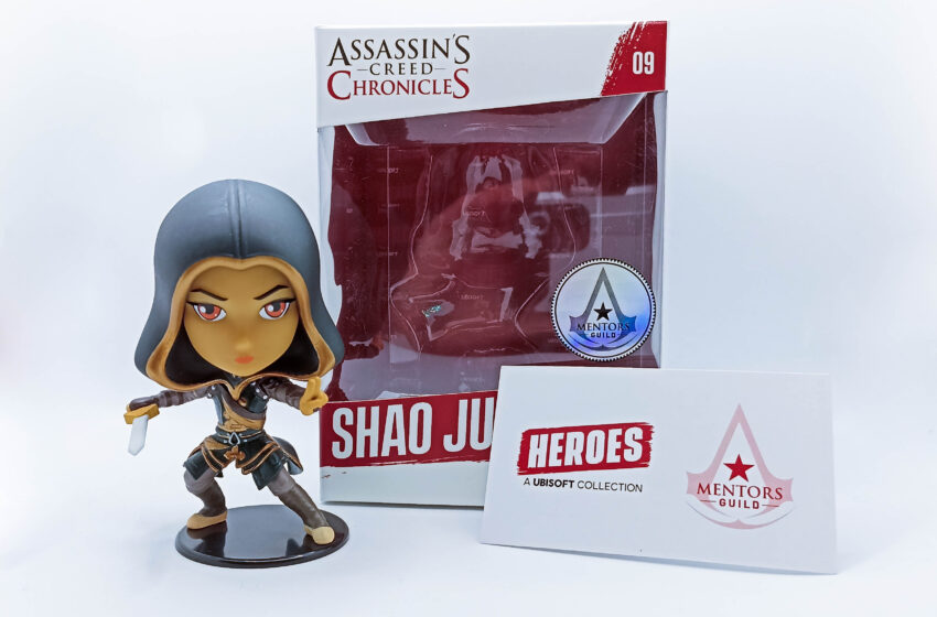 Shao Jun – Heroes collection – Mentors Guild Edition