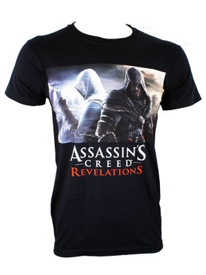 T-Shirt Ac Revelation